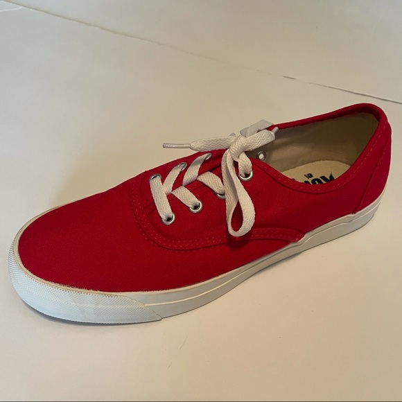 Keds Pro-Keds in red size 7.5